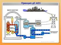Ядерна енергетика: ЗА чи ПРОТИ * Принцип дії АЕС Ядерна енергетика: ЗА чи ПРОТИ