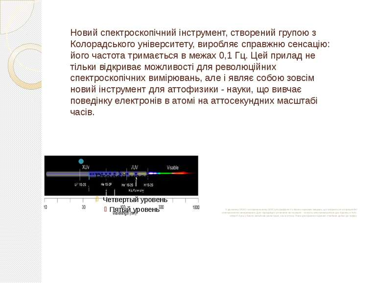Новий спектроскопічний інструмент, створений групою з Колорадського університ...