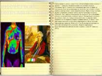 Спектр видимого світла з одного боку обмежений фіолетовим світлом, із другого...