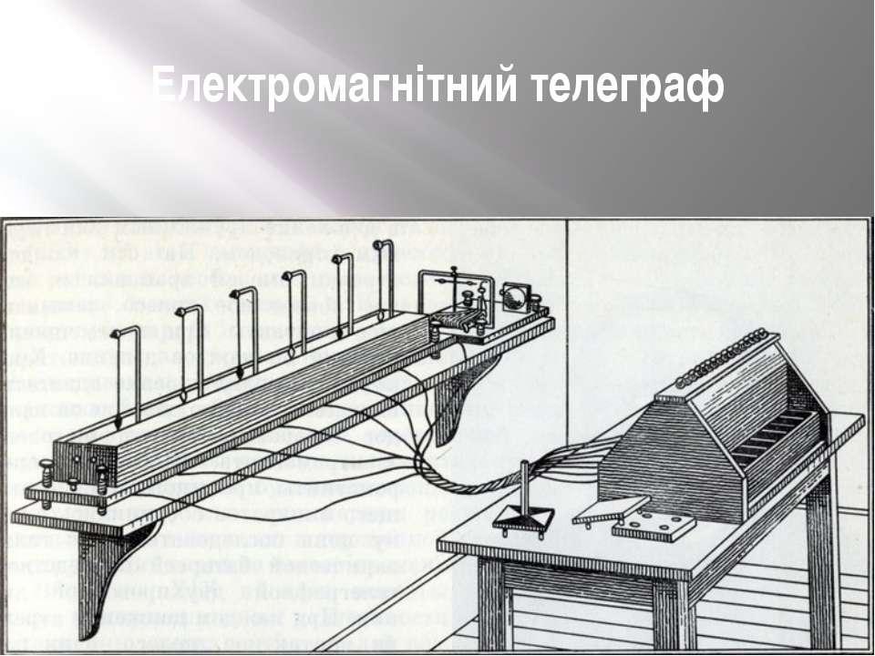 Електромагнітний телеграф