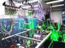 Інтенсивно розвиваються методи лазерної локації й зв'язку. Локація Місяця за...