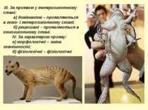 ІІІ. За проявом у гетерозиготному стані: а) домінантні – проявляються в гомо-...