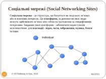 Соціальні мережі (Social Networking Sites) * © US Embassy in Kyiv, 2010 * Соц...