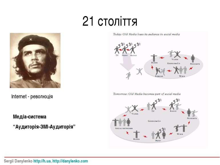 Internet - революція 21 століття Sergii Danylenko http://h.ua, http://danylen...