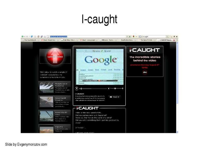 I-caught Slide by Evgenymorozov.com
