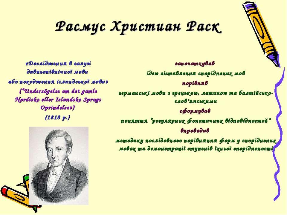 Расмус ХристианРаск