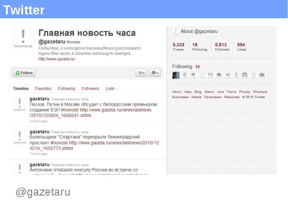 Twitter @gazetaru (c) Максим Саваневський maksym@watcher.com.ua
