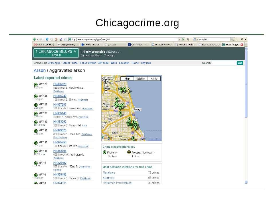 Chicagocrime.org