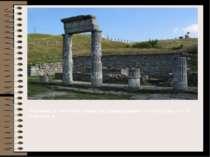 Рештки міста Пантікапей, столиці Боспорської держави, VI століття до н. е. — ...