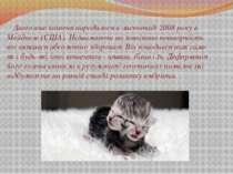 Двоголове кошеня народилося в листопаді 2008 року в Мейдвеле (США). Незважаюч...