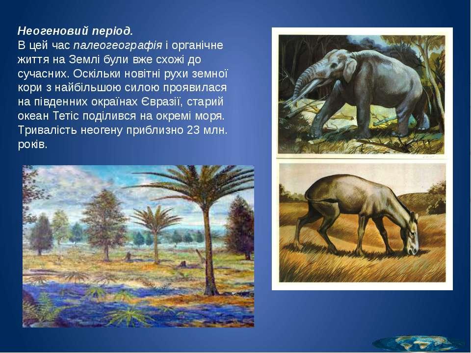 За еоценової епохи (56-34 млн років тому) всі континенти та великі ост рови (...