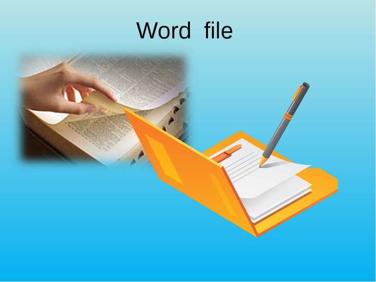 Word file