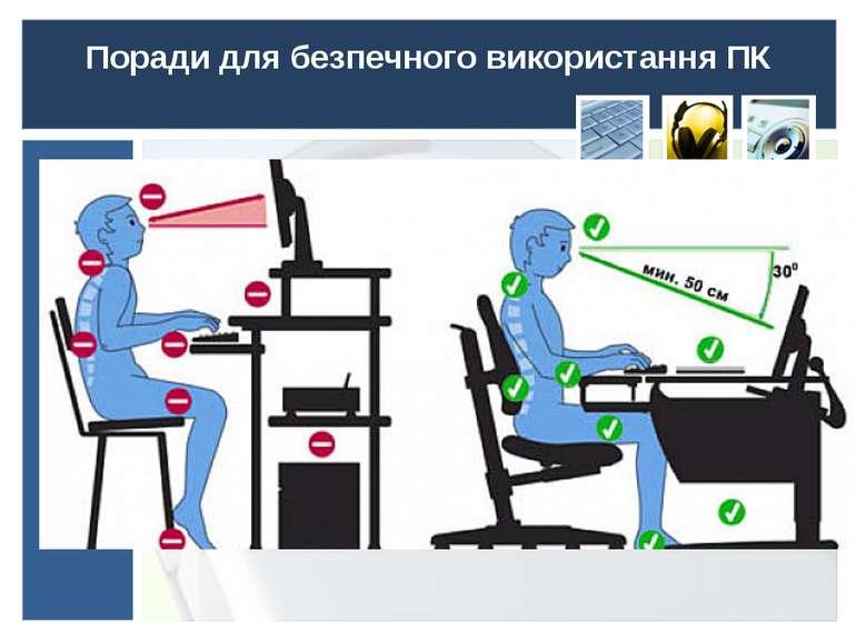 Поради для безпечного використання ПК