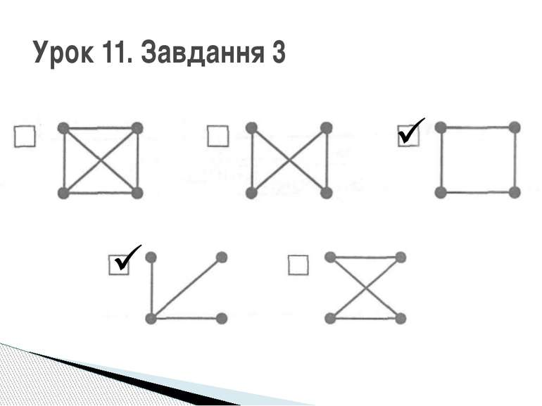 Урок 11. Завдання 3