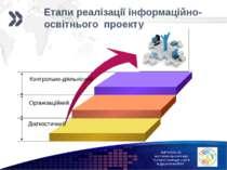 Етапи реалізації інформаційно-освітнього проекту