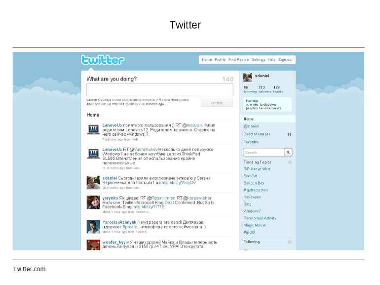 Twitter Twitter.com