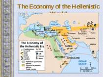 The Economy of the Hellenistic World