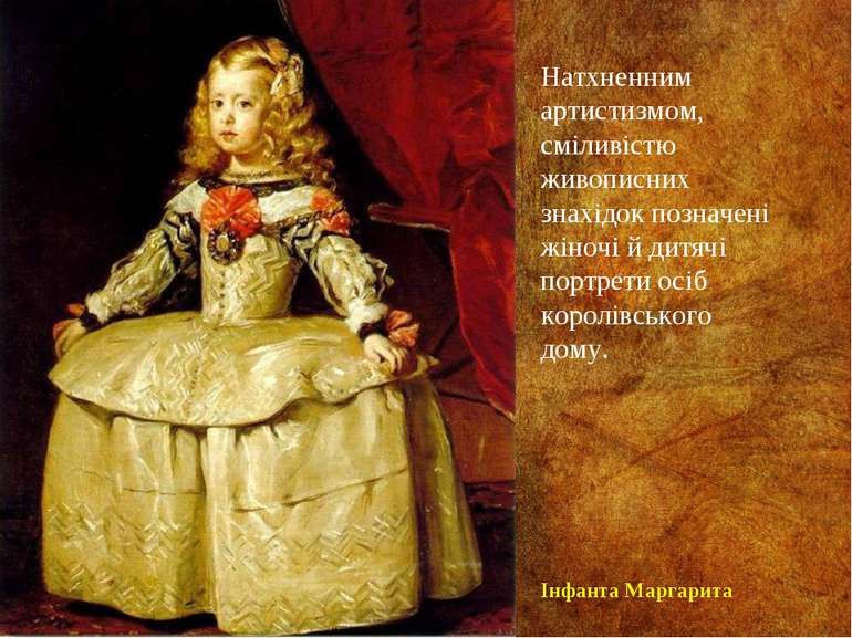 Натхненним артистизмом, сміливістю живописних знахідок позначені жіночі й дит...