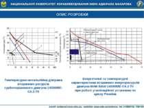 ОПИС РОЗРОБКИ Енергетичні та температурні характеристики вторинних енергоресу...