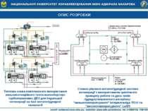 ОПИС РОЗРОБКИ Теплова схема комплексного використання низькопотенційного тепл...