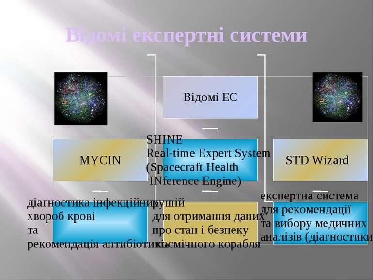 Відомі експертні системи