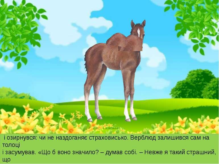 Коні повтікали з толоки в село, і тільки біля своїх дворів кожен відсапнув і ...