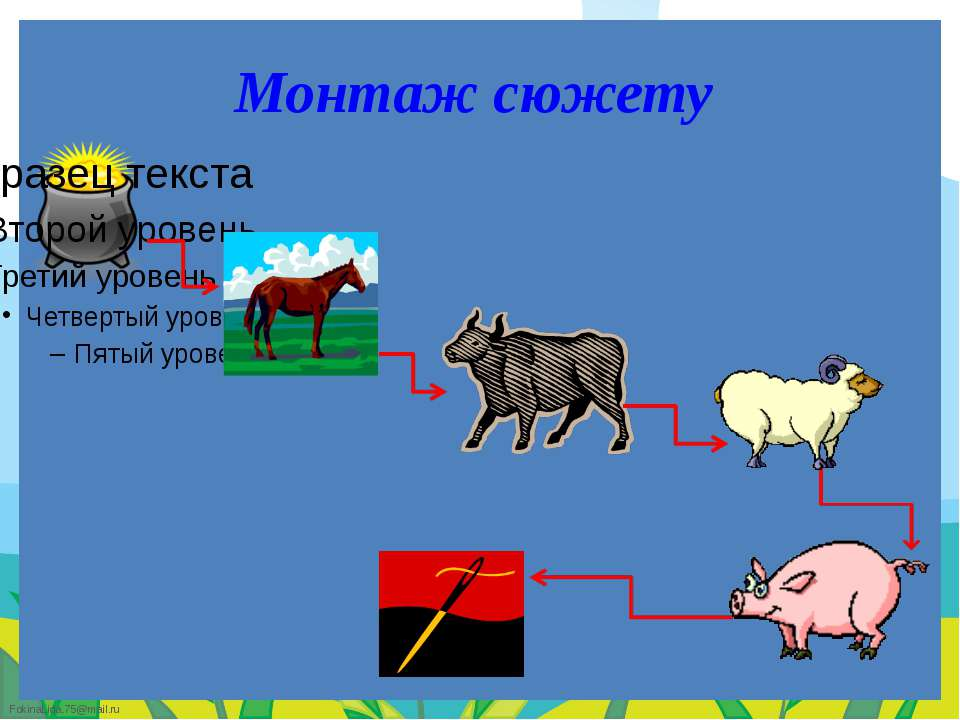 Монтаж сюжету FokinaLida.75@mail.ru