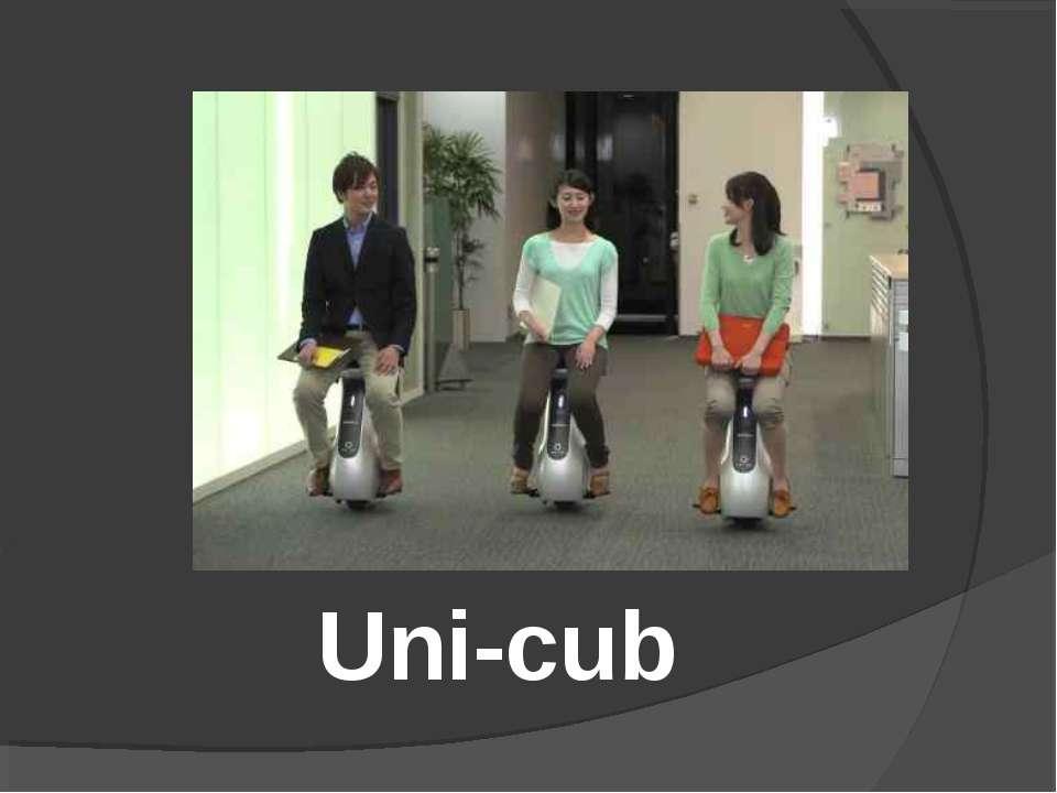 Uni-cub