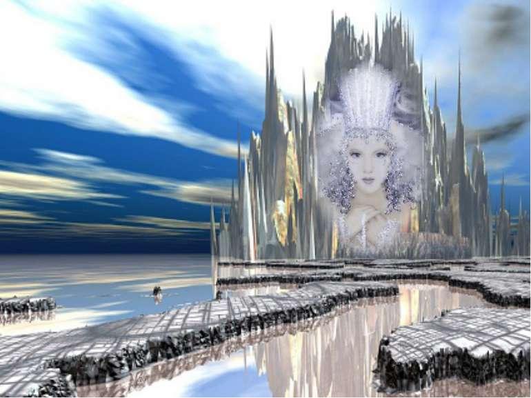 Чертог Снежной королевы
