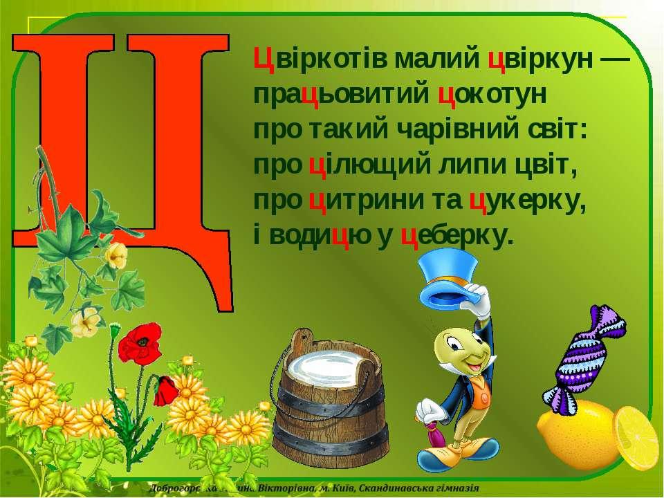 Цвіркотів малий цвіркун — працьовитий цокотун про такий чарівний світ: про ці...