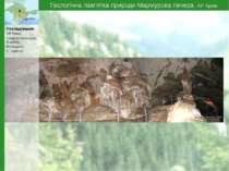Геологічна пам'ятка природи Мармурова печера, АР Крим Зарічне Розташування: А...