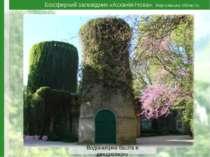 Біосферний заповідник «Асканія-Нова», Херсонська область Водонапірна башта в ...