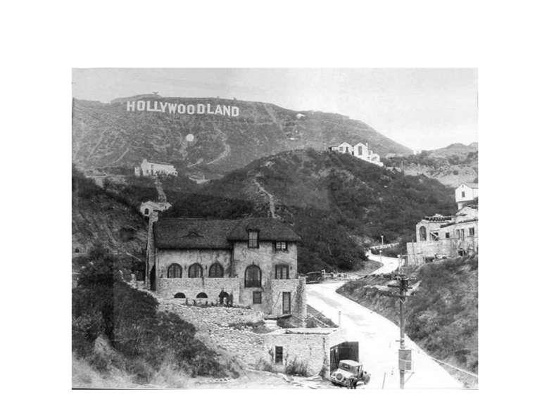 Початок діяльності Голлівуда