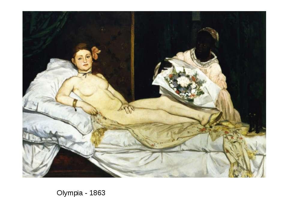 Olympia - 1863