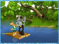 Безлюдний острів 1.Робота з підручником Вправа 252 (усно)