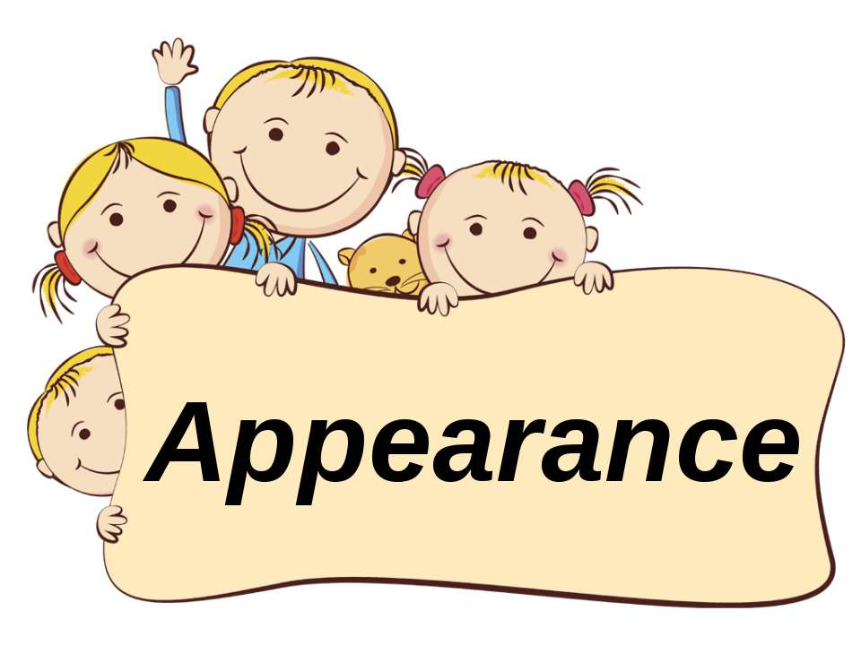 Appearance