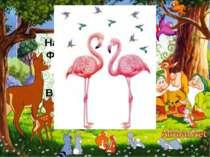 Фазан С. Та Ю. Ходоси Фіолетовий жупан Одягнув собі фазан. У фламінго свій на...