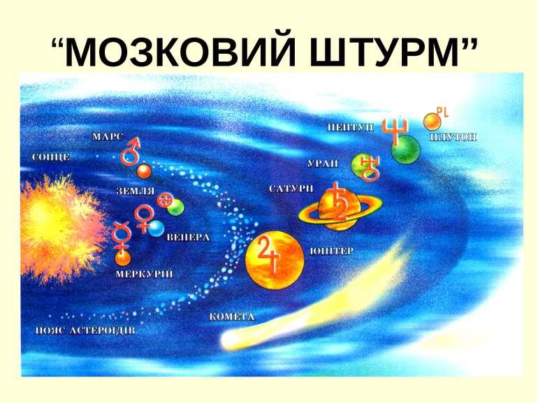 """МОЗКОВИЙ ШТУРМ"""