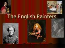 The English Painters.