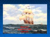 """Mayflower"" September 6,1620 Plymouth"