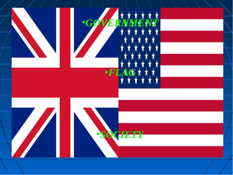 GOVERNMENT FLAG SOCIETY