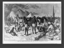 Причини скасування рабства в США Плантаційне рабство заважало розвитку капіта...