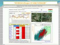 """EUREKA Project E!3266 WEBAIR"""