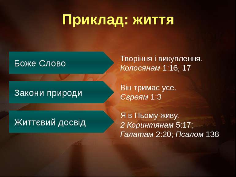 Завдання 1. Опишіть, як через дисгармонію між цими трьома свідками розвиваєть...