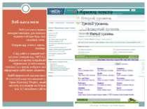 Веб-каталоги Веб-каталоги можна використовувати для пошуку відомостей про буд...