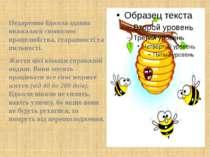 Недаремно бджола здавна вважалася символом працелюбства, старанності та пильн...