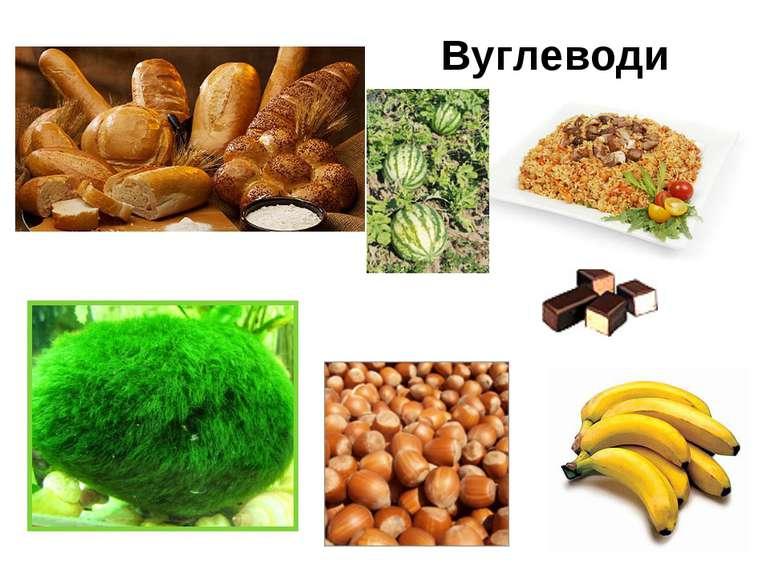 Вуглеводи