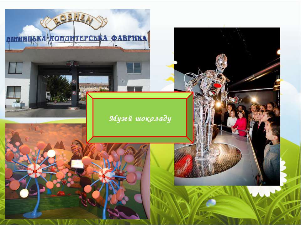 Музей шоколаду