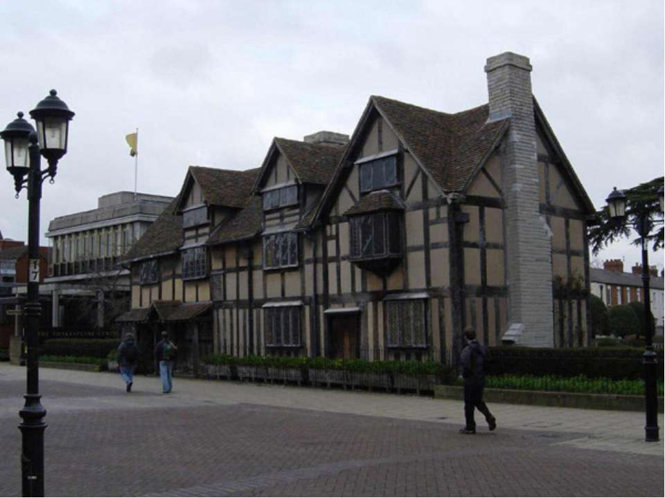 Stratford-upon-Avon Стратфорд (Стратфорд-апон-Эйвон) – город в Великобритании...