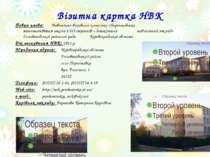 Візитна картка НВК Повна назва: Навчально-виховний комплекс «Перегонівська за...